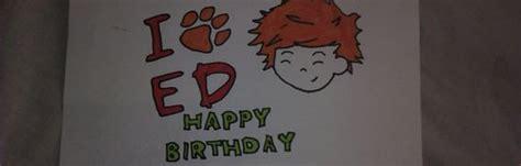 Ed Sheeran Birthday Card Ed Sheeran Says New Song Photograph Will Change His