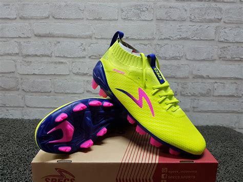 Sepatu Futsal Specs Infinity sepatu bola specs accelerator infinity solar slime 100765