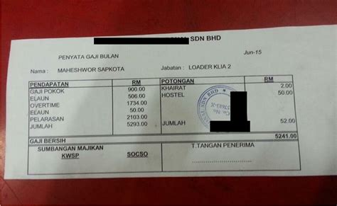 malaysians outraged immigrant worker earned rm5000 while