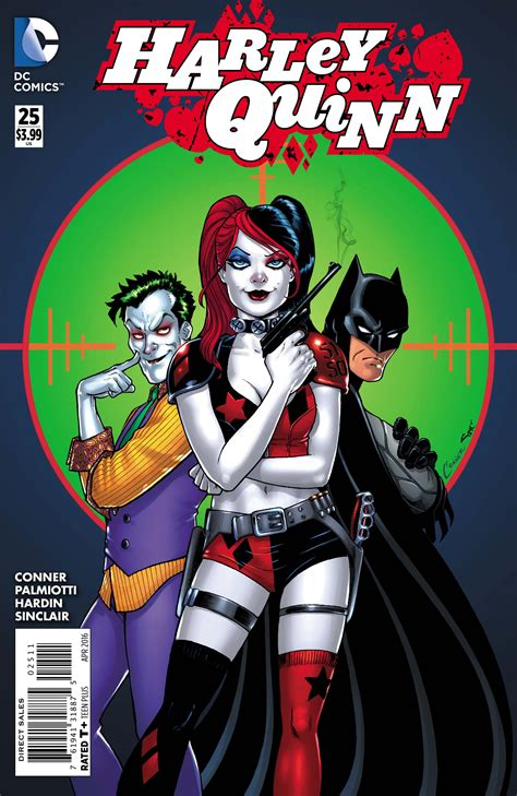 cancelled out beale mystery series volume 9 books comic book review harley quinn 25 geeked out nation