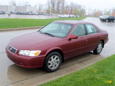2000 Toyota Camry Le V6 2000 Vintage Pearl Toyota Camry Le V6 55450605 Photo