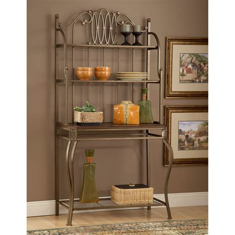 Bakers Racks For Kitchens by Hillsdale Montello Bakers Rack Bakers Racks At Hayneedle