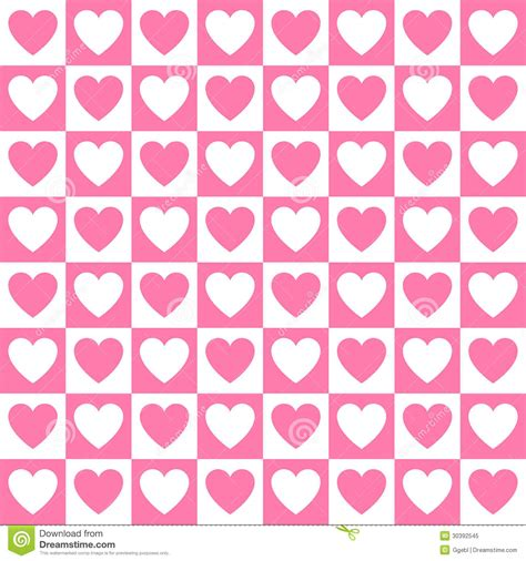 heart pattern pink simple heart pattern royalty free stock photo image