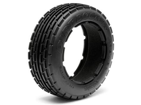 Rc 2pcs Ban Velg Tire With Wheel Set Sand Type For 1 8 1 10 1 12 Hex17 hpi 4831 dirt buster front rib tyre m compound 170x60mm 2pcs l 248 ten rc shop as