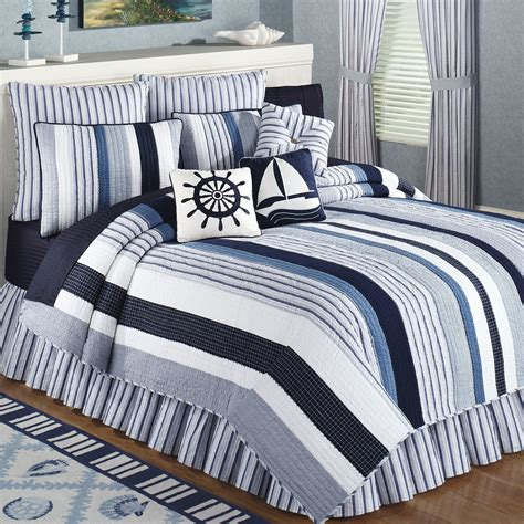 nantucket cotton quilt bedding
