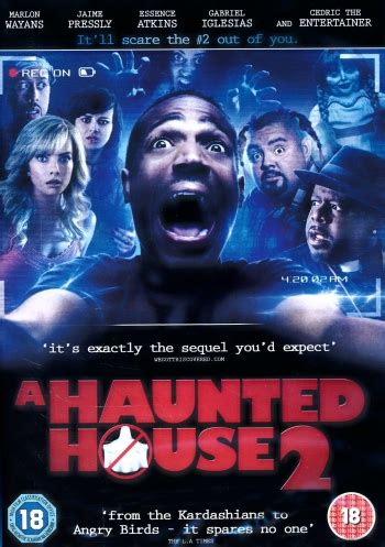 Buku Anak Impor The Haunted House a haunted house 2 import dvd discshop se