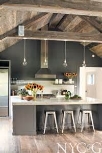 Modern Rustic Kitchen by 25 Best Ideas About Modern Rustic Kitchens On Pinterest