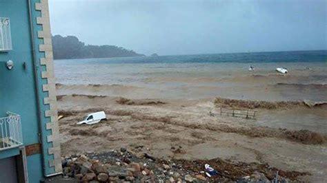 meteo giardini naxos domani allerta meteo situazione drammatica in sicilia rischio