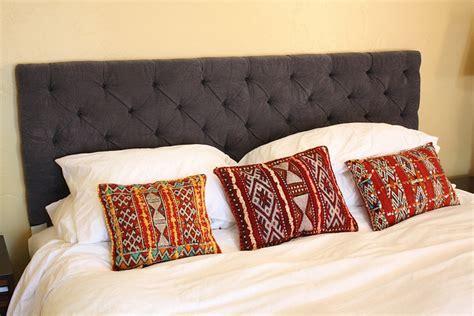 Build Bed Headboard by 17 Amazing Diy Headboard Ideas To Upgrade Your Bedroom