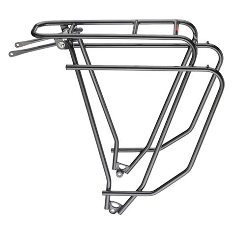 Tubus Logo Evo Rear Rack by Tubus And Ortlieb Rack And Pack Combos Thetouringstore