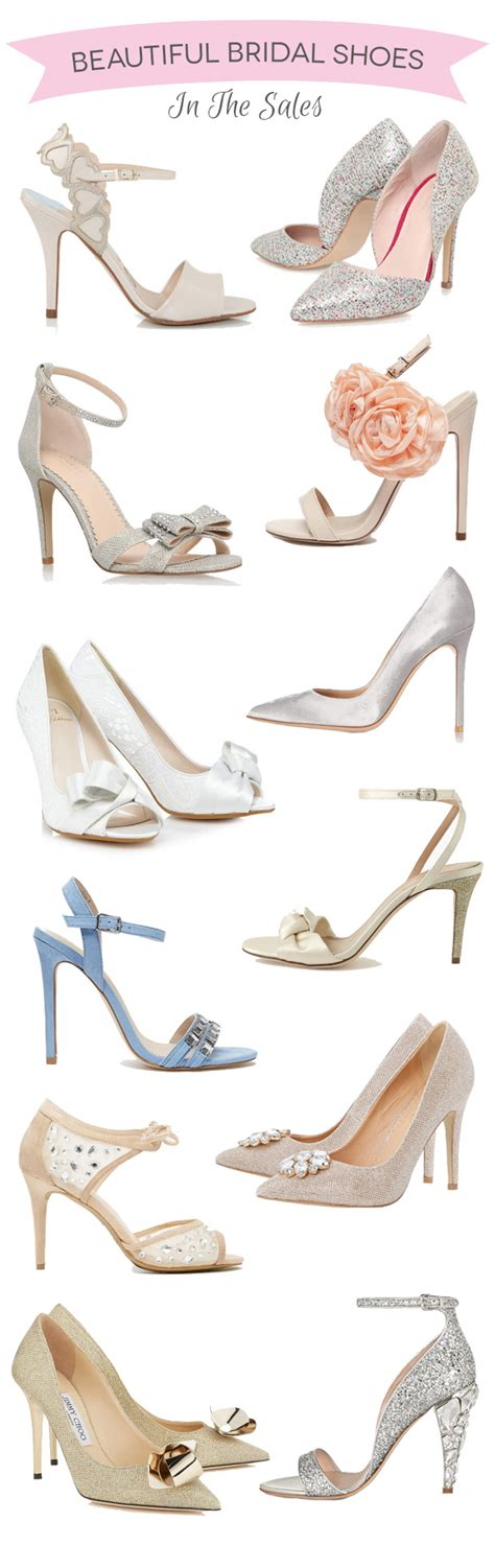 Where To Find Bridal Shoes by Budget Friendly Bridal Shoes Bridal Shoes In The Sales