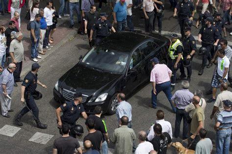 barcelona uber uber critica a espa 241 a por no castigar la violencia de los