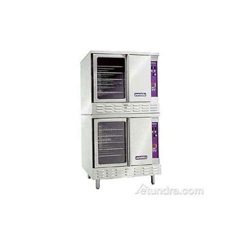 Kitchen Living Turbo Convection Oven Manual Imperial Icvg 2 Turbo Flow Deck Convection Oven