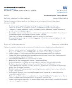 Bi Analyst Cover Letter by Business Intelligence Resume Sle Inspiration Decoration