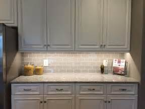 kitchen backsplash tile ideas subway glass best 25 glass subway tile backsplash ideas on pinterest