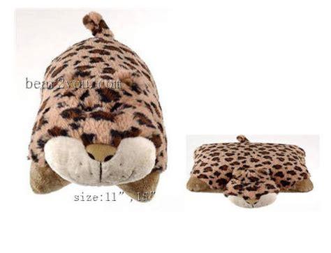 sell stuffed animal pillow pets leopard
