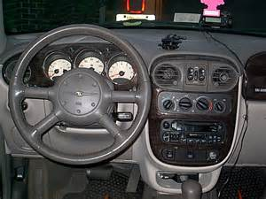 2001 chrysler pt cruiser interior pictures cargurus