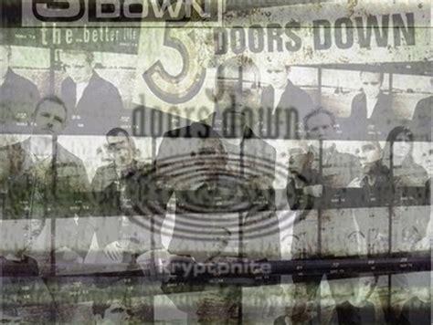 3 Doors Kryptonite Album by 3 Doors Entertainment Background Wallpapers