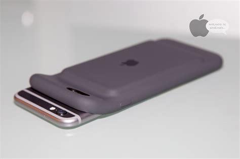 fundas para bateria unboxing y an 225 lisis funda con bater 237 a de apple para iphone