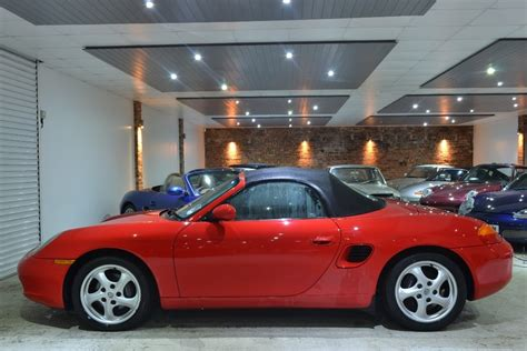 Red Porsche Boxster For Sale by Used Red Porsche Boxster For Sale Worcestershire