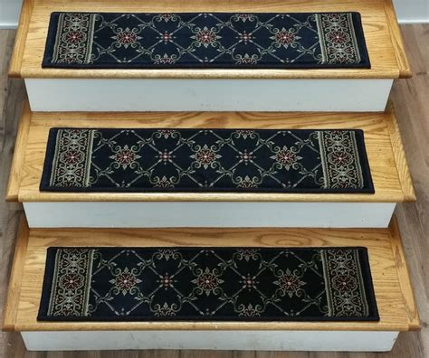 stair rugs treads braided stair treads picture the braided stair treads indoor outdoor decor