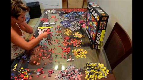 britto garden quebra cabe 231 a britto s garden 5000 pe 231 as puzzle