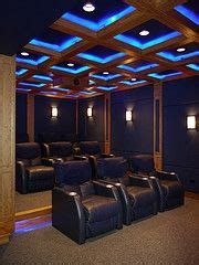 cool home theater zimmer cool ceiling theater room for the home