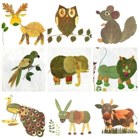 leaf craft projects best 25 leaf ideas on leaf crafts nature