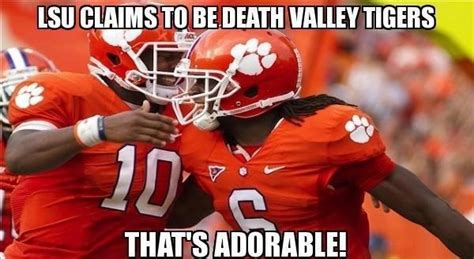 Clemson Football Memes - 945 best images about i m all in on pinterest college