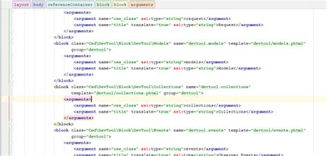 layout xml file in magento magento tutorials magento blog