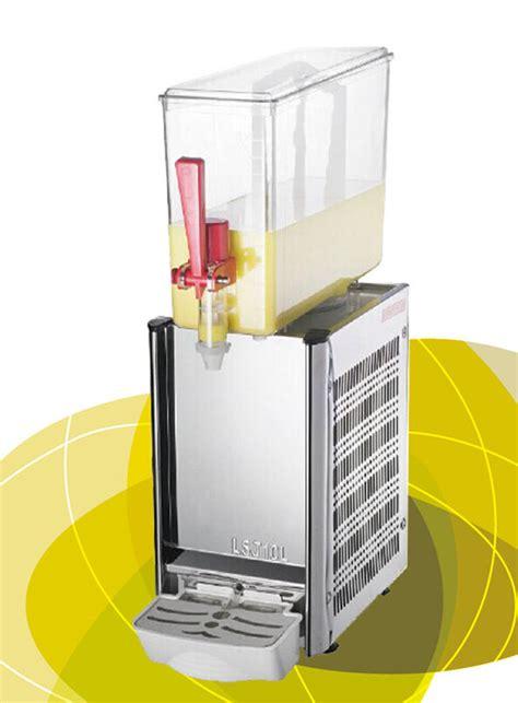 10 liter one bowl cooling orange juice dispenser with paddle stirring system