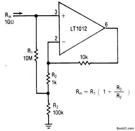 resistor multiplier circuit index 132 lifier circuit circuit diagram seekic