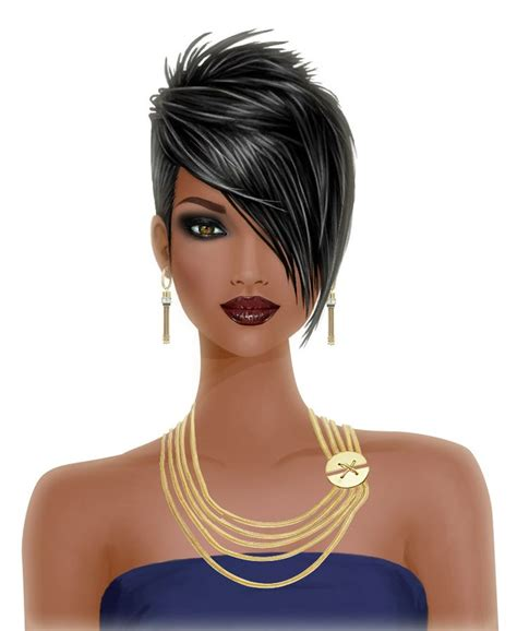 covet fashion hair opulence covet fashion miss covet makeovers glooart