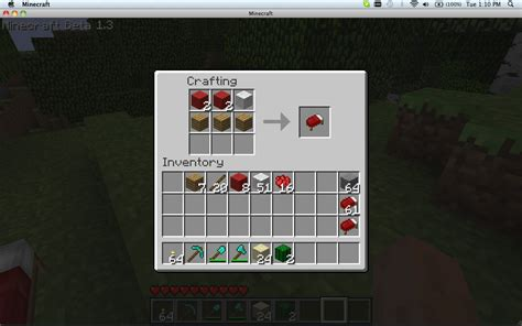 how to craft a bed in minecraft image gallery tripwire recipe