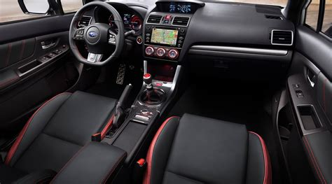 2019 Subaru Wrx Configurations by 2018 Subaru Wrx Sti Limited Premium Msrp Price Interior