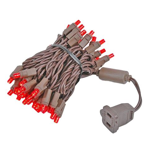 lights brown wire led lights on brown wire novelty lights inc