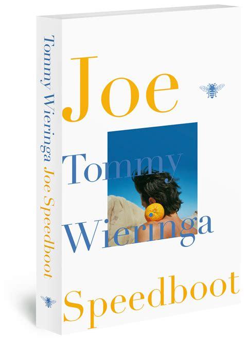 joe speedboot de bezige bij - Joe Speedboot Boek