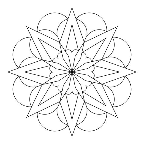 what tangled webs my mandala templates