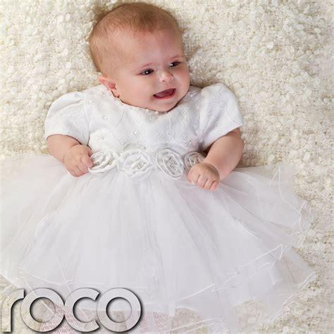 Dress Baby Import 3 baby white dress wedding babys bridesmaid flower