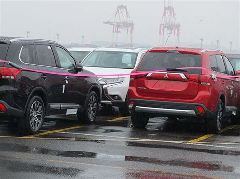 2009 new york auto show mitsubishi teases outlander gt mitsubishi teases the new outlander for 2015 new york auto show debut carlist my malaysia s