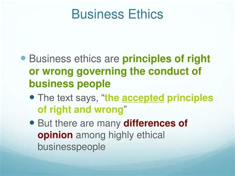 ppt ethics in international business powerpoint