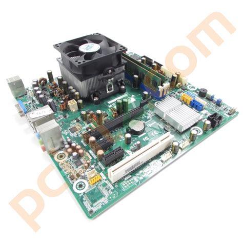 motherboard cpu ram bundle hp 513426 001 m2n68 la motherboard amd phenom 9650 4gb