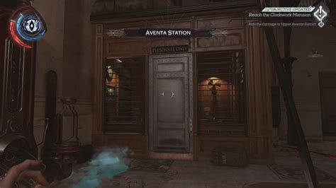 Dishonored Mission 4 Bonecharm Between Floors - dishonored 2 mission 4 collectibles locations guide vgfaq