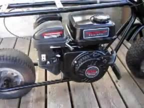 doodlebug harbor freight engine predator 212cc mini bike build