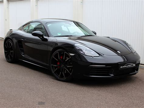 Porsche Cayman Tuning by News Speedart Porsche Tuning