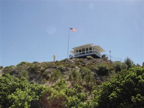 Fire lookout tower   Wikipedia