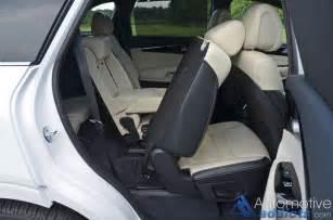 2016 kia sorento sxl limited awd v6 review test drive