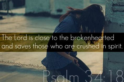 jesus comforts the brokenhearted when i mess up huge discouragement and crushed in spirit