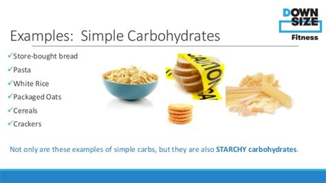 foods w carbohydrates the gallery for gt simple carbohydrates foods