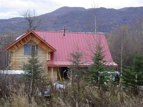 anchorage roofing services residential metal and steel roofing services in alaska